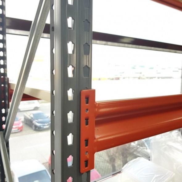 Montant final pentru rafturi Profi 250x80 cm