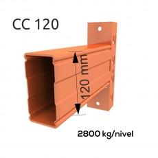 Traversa pentru rafturi de paleti - CC 120
