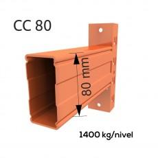 Traversa pentru rafturi de paleti - CC 80