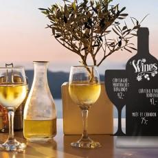Tabla de scris vin cu baza din aluminiu