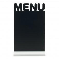Tabla de scris meniu cu baza din aluminiu