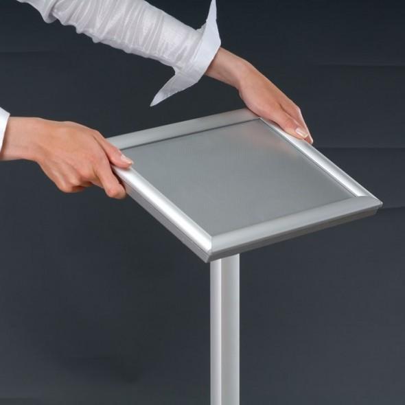 Display meniu, flexibil, cu înălțime reglabilă